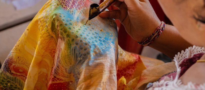 Batikované tričko alebo tepláky - ako si ich vyrobiť doma?